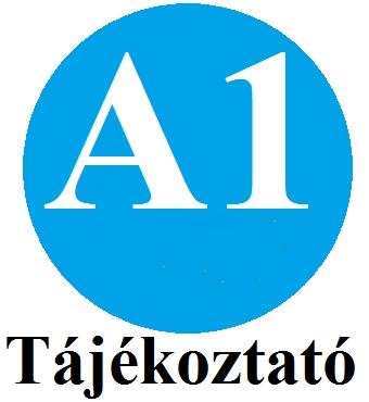 Részletes tájékoztató A1 Kategória