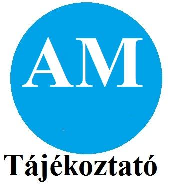 Részletes tájékoztató AM Kategória